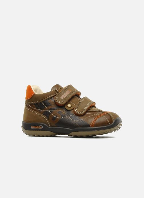Sneakers Primigi Gasp Marrone immagine posteriore