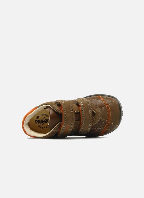 Sneakers Primigi Gasp Marrone immagine sinistra