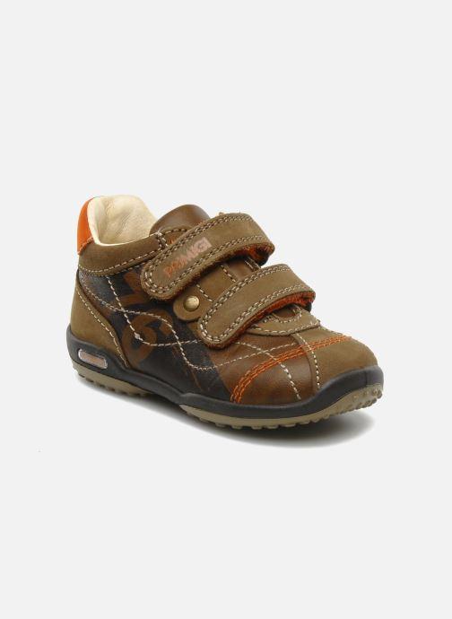 Sneakers Primigi Gasp Marrone vedi dettaglio/paio