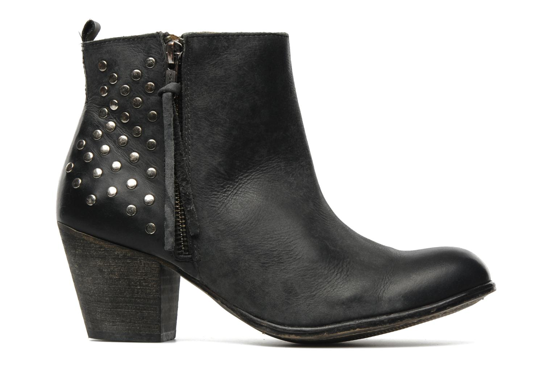 Bottines et boots Valensi Bulldog Noir vue derrière