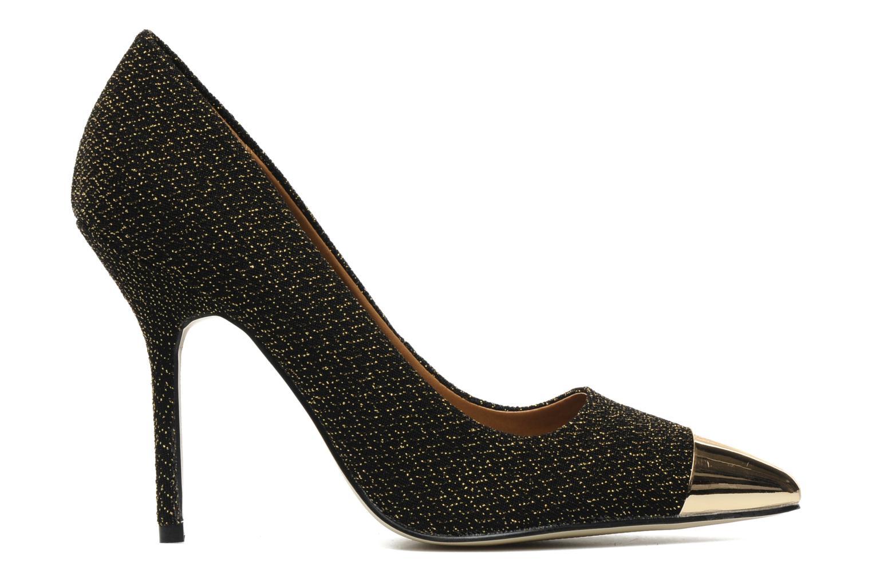 Zapatos de tacón I Love Shoes Pakeisha Oro y bronce vistra trasera