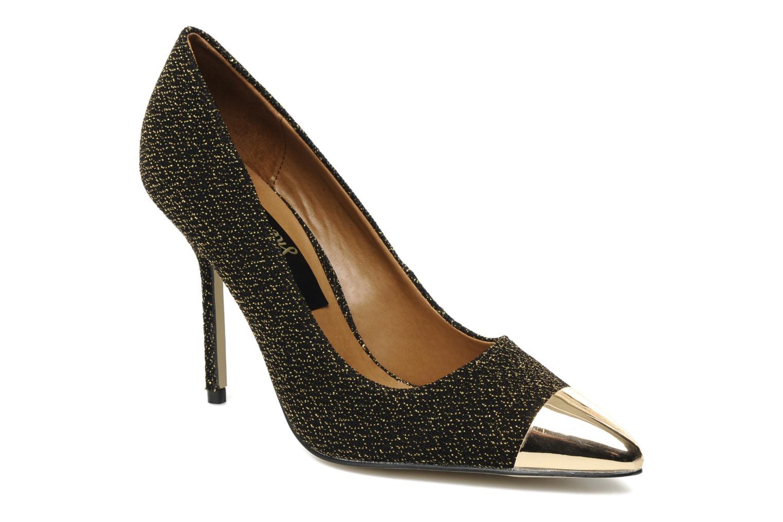 Zapatos de tacón I Love Shoes Pakeisha Oro y bronce vista de detalle / par