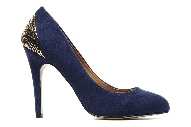Zapatos de tacón I Love Shoes Pam Azul vistra trasera