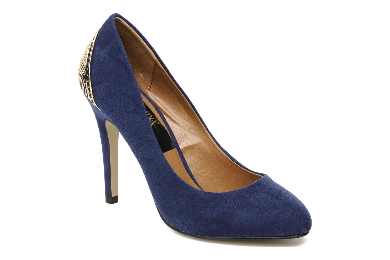 Zapatos de tacón I Love Shoes Pam Azul vista de detalle / par