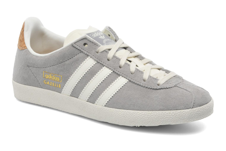 gazelle adidas grise