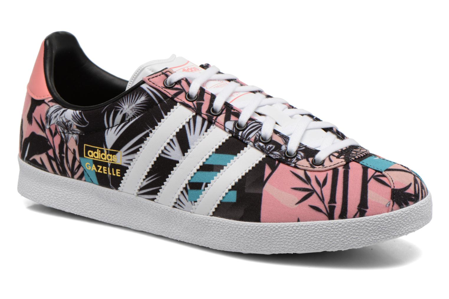 Baskets Adidas Originals Gazelle og w Multicolore vue détail/paire