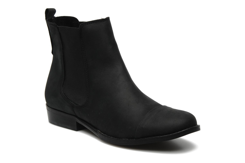 Bottines et boots Pavement Sloopy Noir vue détail/paire