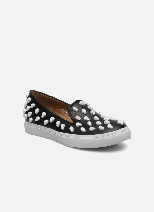 Trainers Jeffrey Campbell Skull Poli Black detailed view/ Pair view