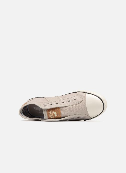 Sneakers Mustang shoes Marco Grigio immagine sinistra