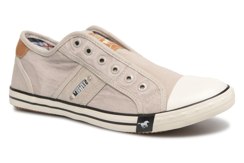 Mustang shoes Marco (Gris) - Baskets en Más cómodo Remise de marque
