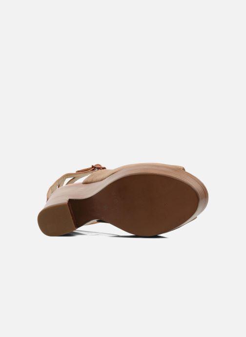 Sandali e scarpe aperte See by Chloé Zagora Marrone immagine dall'alto