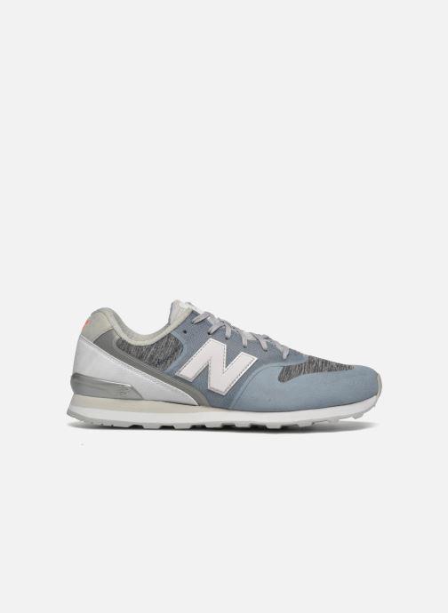 Sneakers New Balance WR996 Blauw achterkant