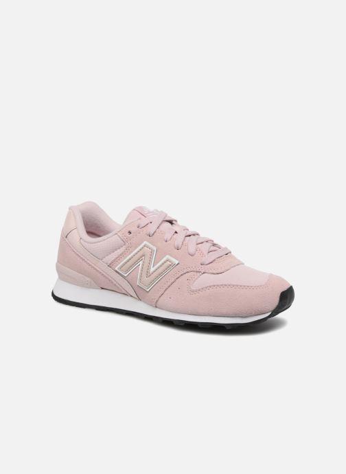 baby pink new balance