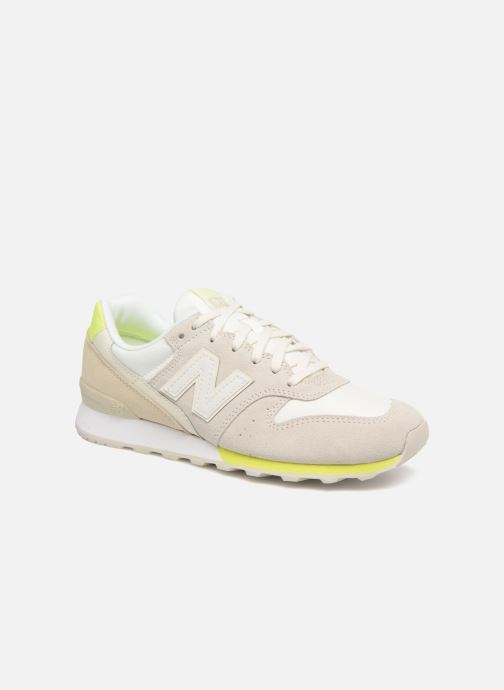 Trainers New Balance WR996 Beige detailed view/ Pair view