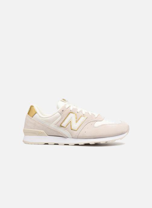 Sneakers New Balance WR996 Beige achterkant