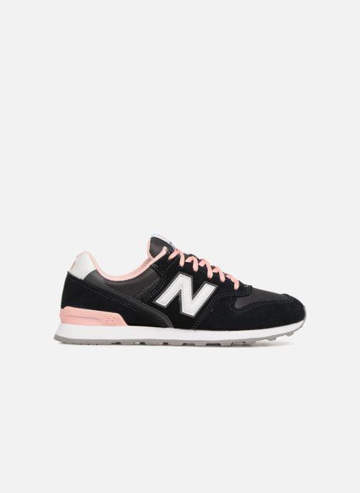 Sneaker New Balance WR996 schwarz ansicht von hinten