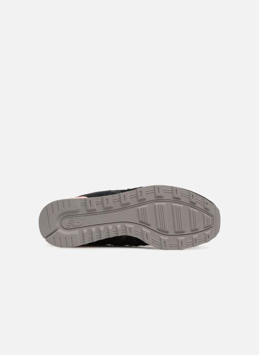 Sneaker New Balance WR996 schwarz ansicht von oben