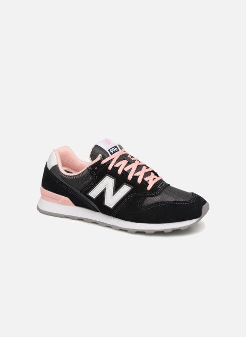 Sneaker New Balance WR996 schwarz detaillierte ansicht/modell