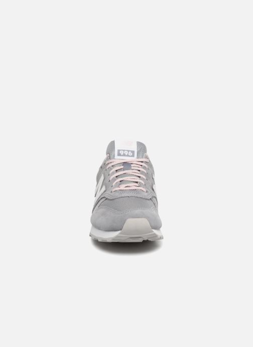 Trainers New Balance WR996 Grey model view