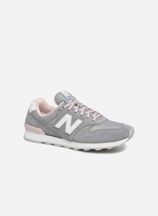 Trainers New Balance WR996 Grey detailed view/ Pair view