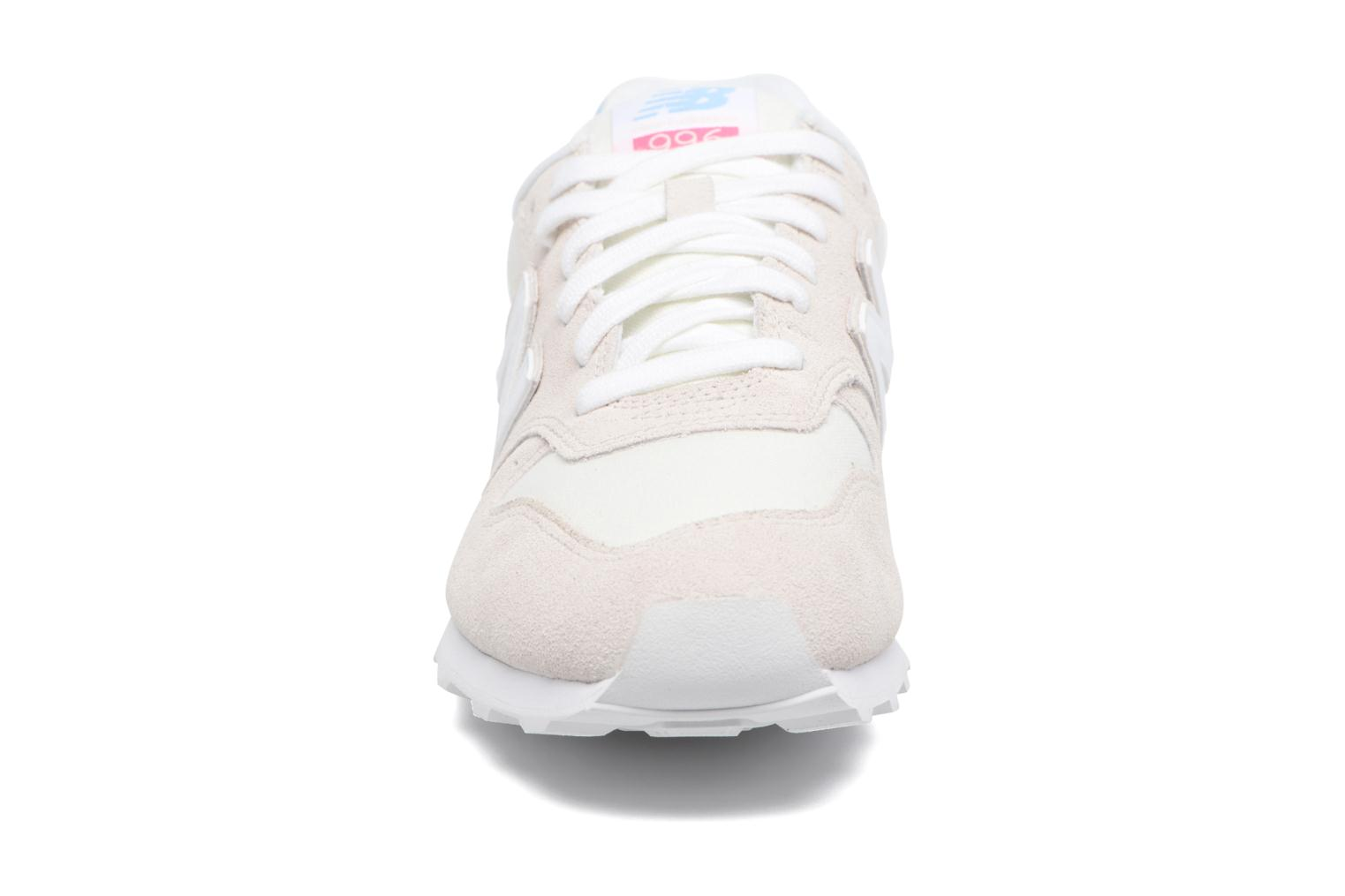 Trainers New Balance WR996 White model view