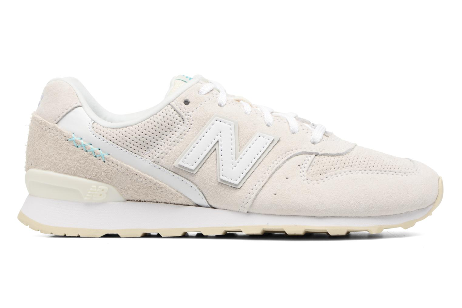 Sneakers New Balance WR996 Bianco immagine posteriore