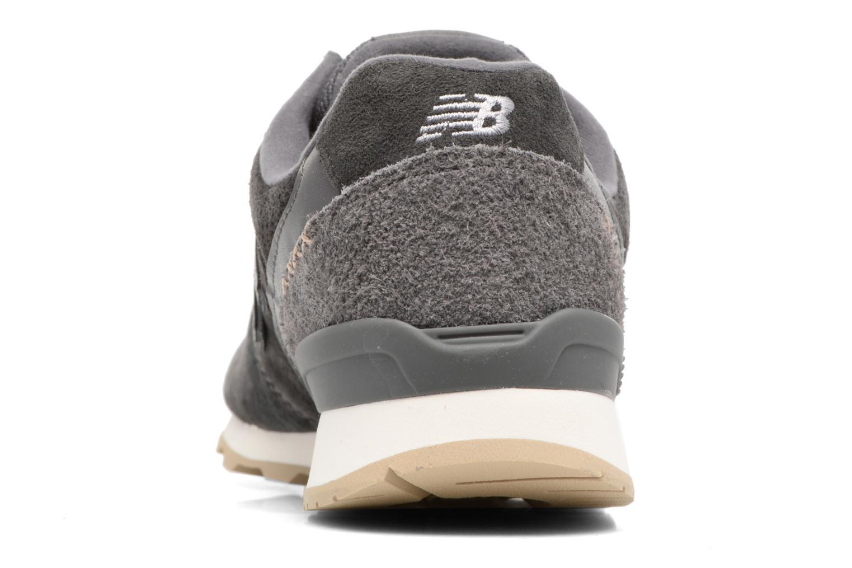 Baskets New Balance WR996 Gris vue droite