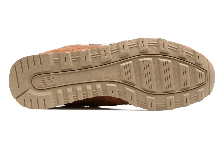 Sneaker New Balance WR996 beige ansicht von oben