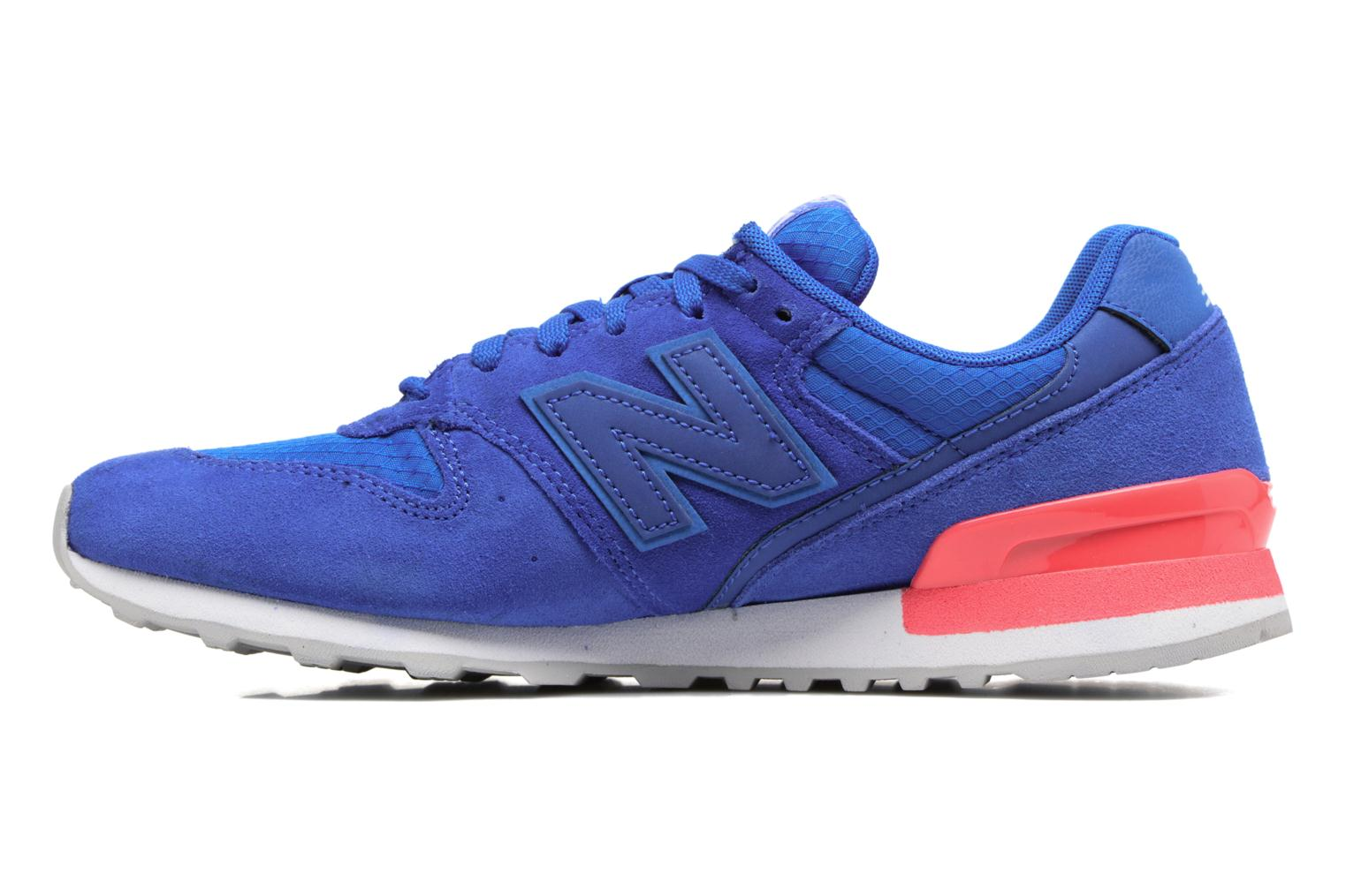 Baskets New Balance WR996 Bleu vue face