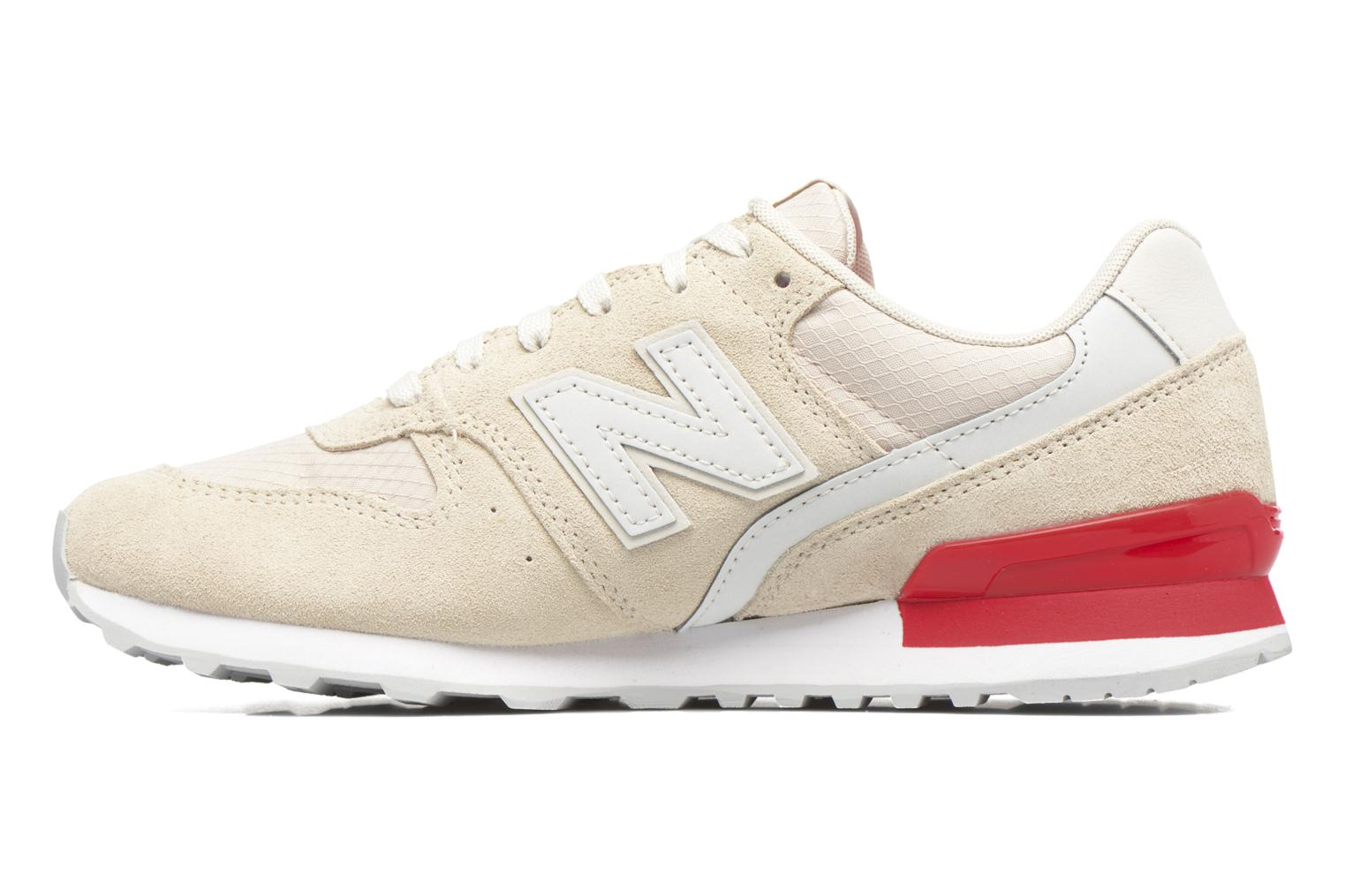 Baskets New Balance WR996 Beige vue face