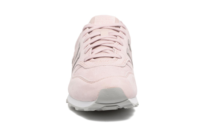 Sneaker New Balance WR996 rosa schuhe getragen