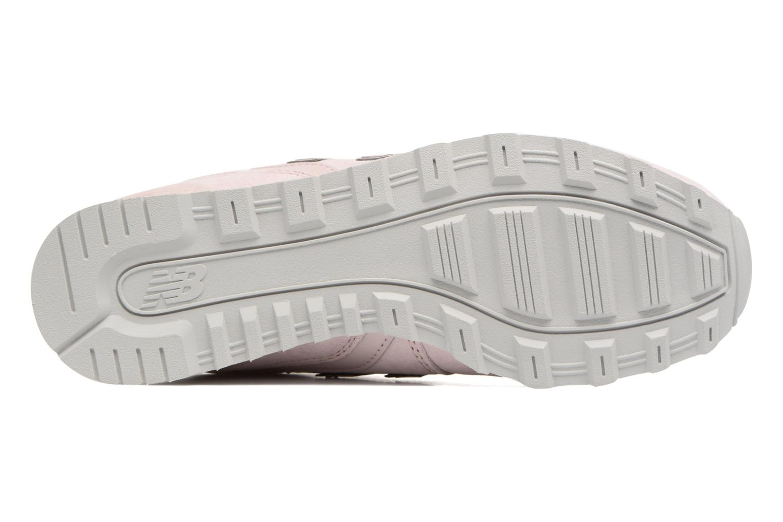Sneaker New Balance WR996 rosa ansicht von oben