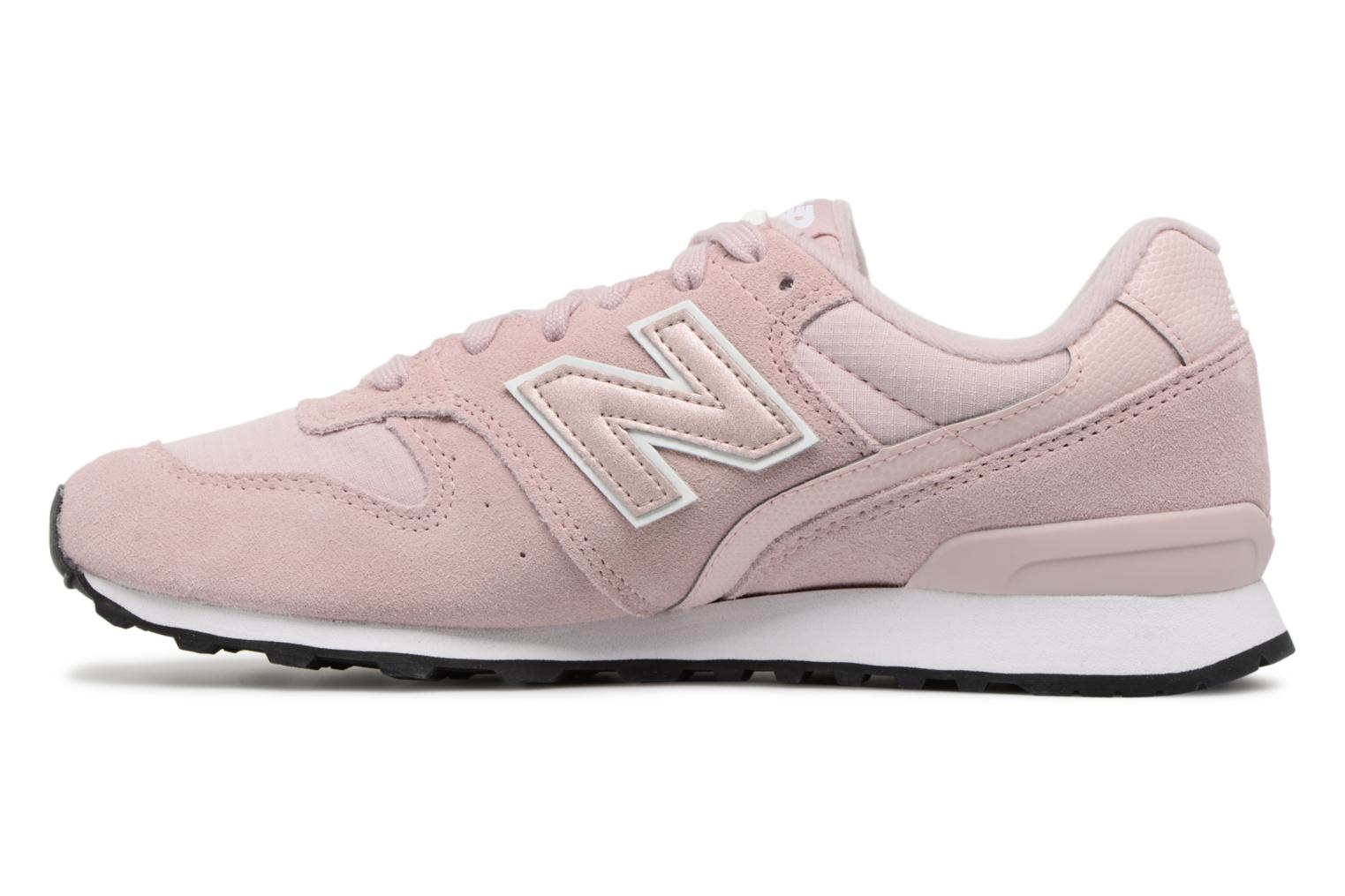 Sneakers New Balance WR996 Roze voorkant