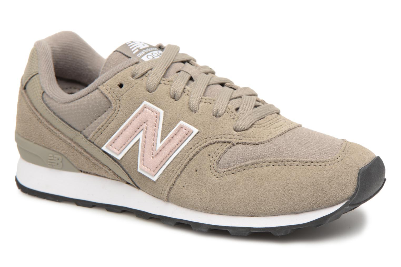 New Balance WL574 W chaussures gris chiné dans le shop WeAre