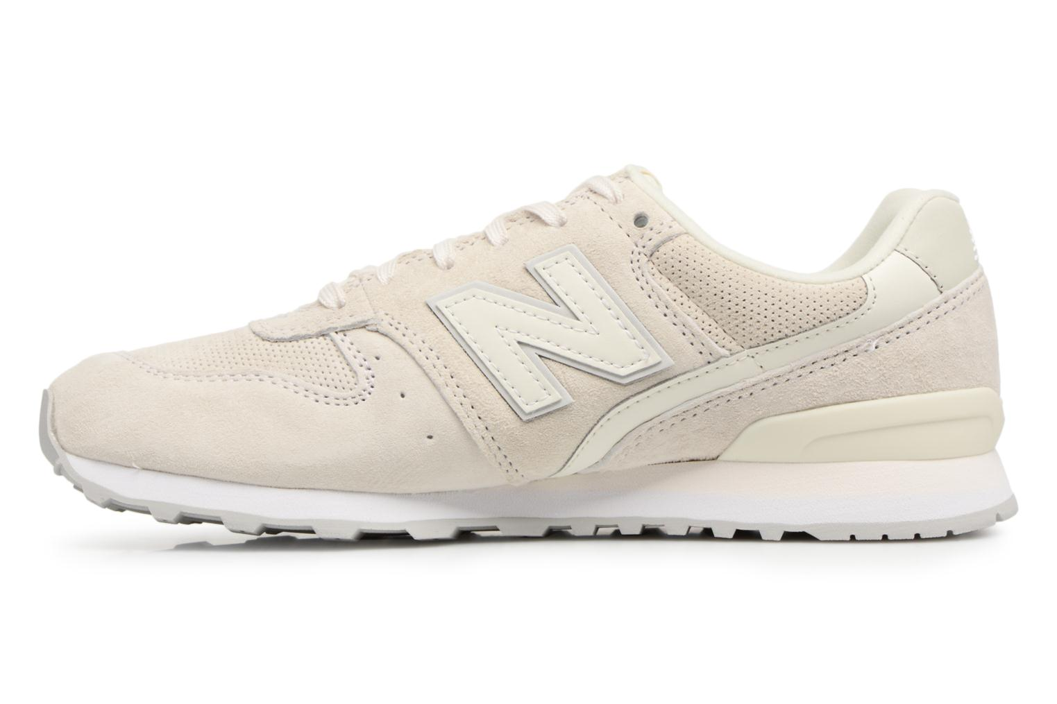 Baskets New Balance WR996 Blanc vue face