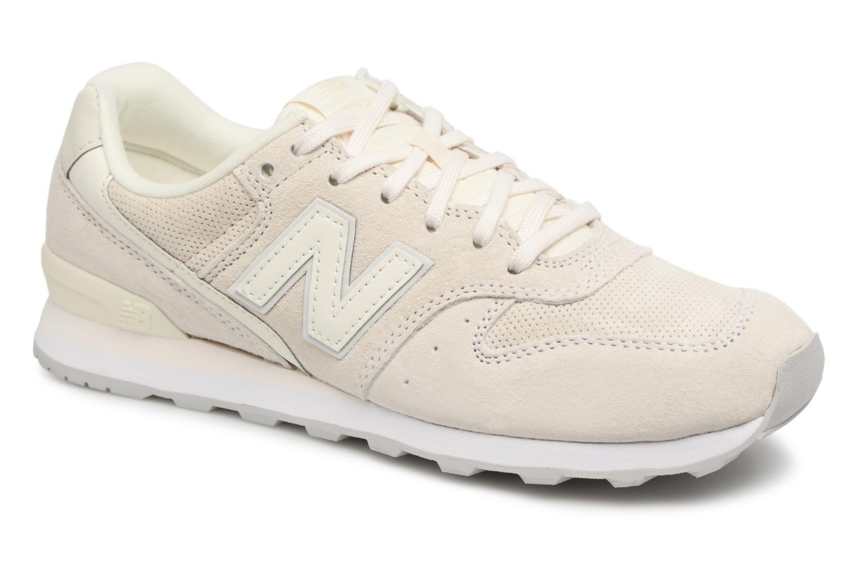 Sneakers New Balance WR996 Hvid detaljeret billede af skoene