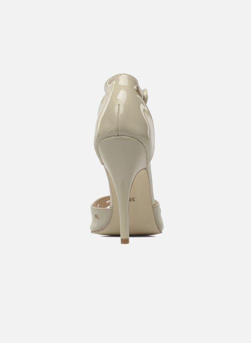 Sandali e scarpe aperte Mellow Yellow Nadege Beige immagine destra