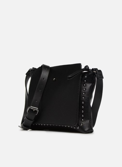 Handbags Esprit Lynne shoulder bag Black model view