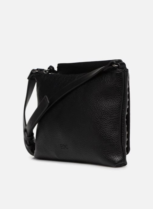 Bolsos de mano Esprit Lynne shoulder bag Negro vista lateral derecha
