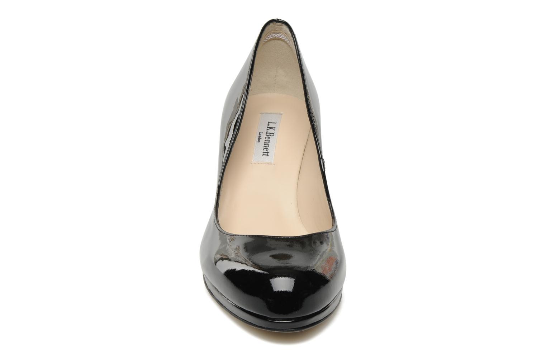 Escarpins L.K. Bennett Sybila Noir vue portées chaussures