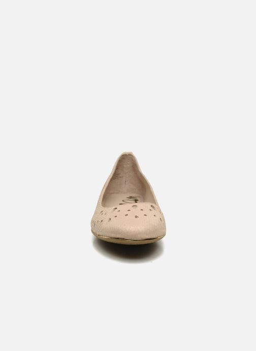Ballet pumps Sam Edelman Leighton Beige model view
