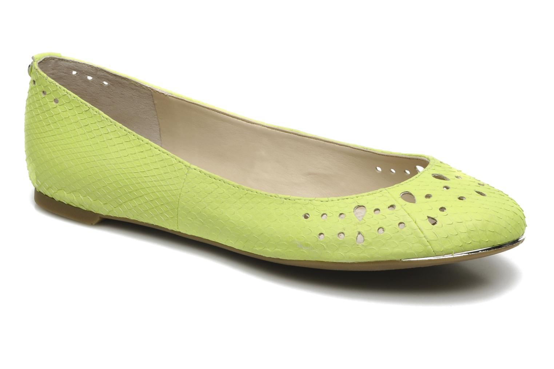 Sam Edelman Leighton (Vert) - Ballerines en Más cómodo Meilleur modèle de vente