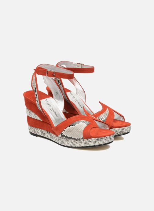 Sandalen Terry de Havilland SIMA 4 TIER Rood 3/4'