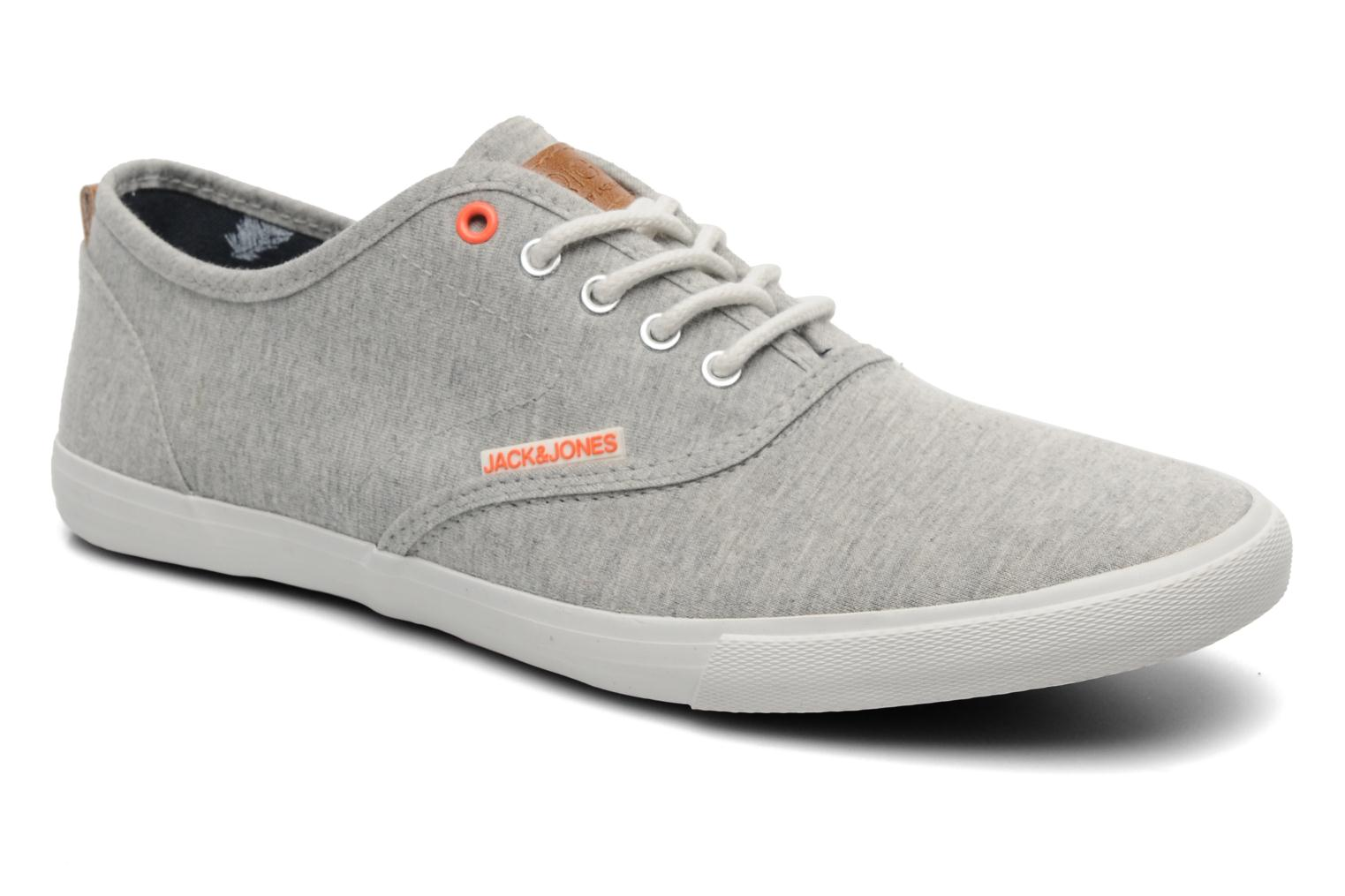 Trainers Jack & Jones JJ Spider Grey detailed view/ Pair view