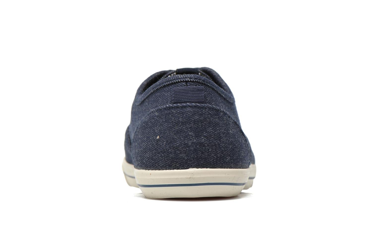 Trainers Jack & Jones JJ Spider Blue view from the right