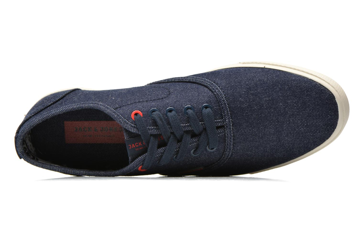 Trainers Jack & Jones JJ Spider Blue view from the left