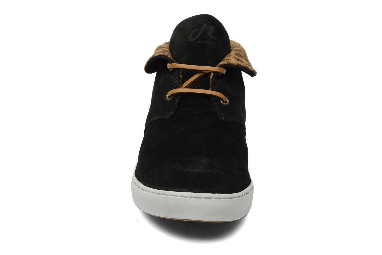 Chaussures à lacets Mascaret Felix Noir vue portées chaussures