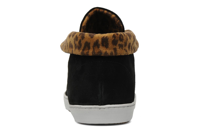 Chaussures à lacets Mascaret Felix Noir vue droite