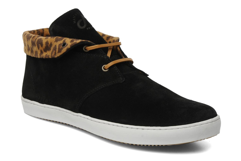 Chaussures à lacets Mascaret Felix Noir vue détail/paire