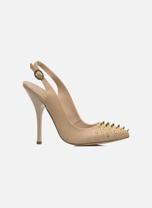 High heels KG By Kurt Geiger Culprit Beige back view